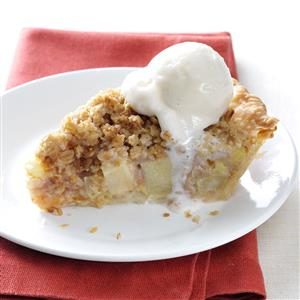 Pineapple Apple Pie