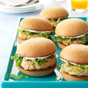 Pineapple Chicken Sliders Recipe