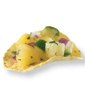 Pineapple Cucumber Salsa Recipe