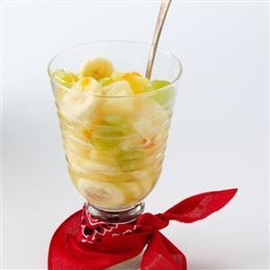 Pineapple-Glazed Fruit Medley Recipe
