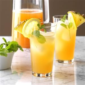Pineapple Iced Tea Recipe