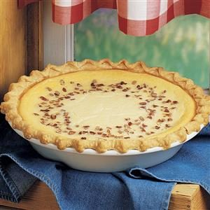 Pineapple Pecan Pie Recipe
