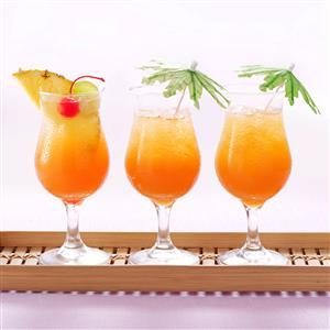 Pineapple Rum Punch Recipe