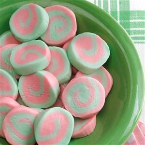Pinwheel Mints Recipe