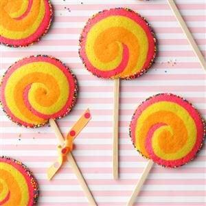 Pinwheel Pops Recipe