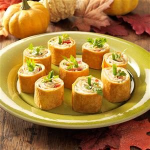 Pinwheel Pumpkins Recipe