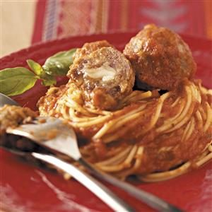 Pizza Meatballs Recipe