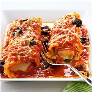 Pizza-Style Manicotti Recipe
