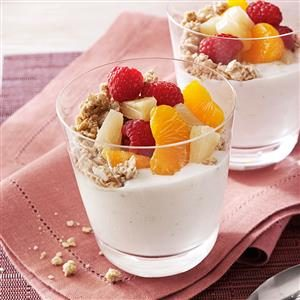 Polynesian Parfaits Recipe
