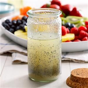 Poppy Seed Dressing Recipe