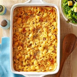 Porcini Mac & Cheese Recipe