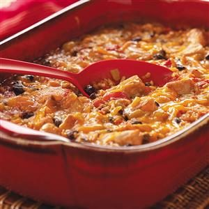 Pork and Green Chili Casserole