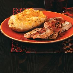 Pork Tenderloin with Raspberry Dijon Sauce Recipe