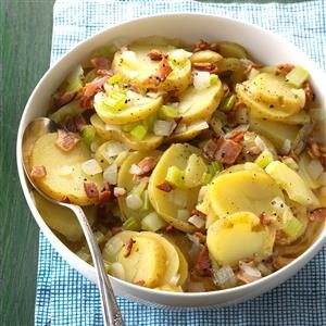 Potluck German Potato Salad Recipe