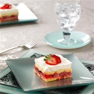 Potluck Strawberry Trifle Recipe
