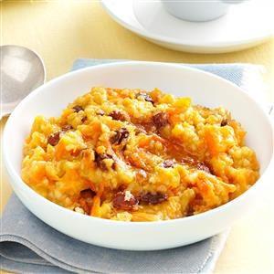 Pressure Cooker Carrot Cake Oatmeal Recipe