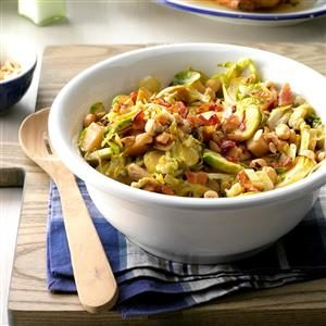 Pressure Cooker Celebration Brussels Sprouts Recipe