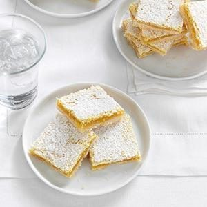 Bake-Sale Lemon Bars Recipe