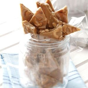Cashew Candy Crunch Recipe