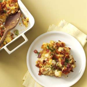 Durango Potato Casserole Recipe