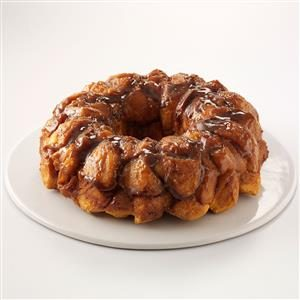 Pull-Apart Caramel Coffee Cake Recipe