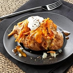 Pulled Pork Taters Recipe