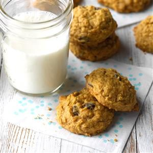 Pumpkin Chip Cookies Recipe