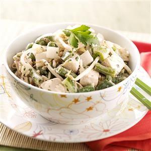 Quick Asian Chicken Salad Recipe