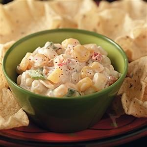 Quick Corn Dip Recipe