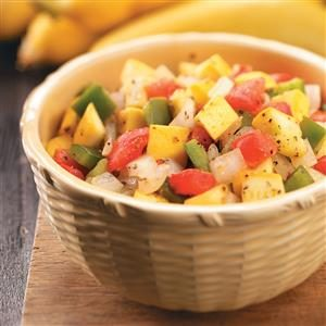 Quick Summer Squash Medley Recipe