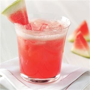 Quick Watermelon Cooler Recipe