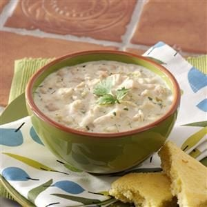 Quick White Chili Recipe