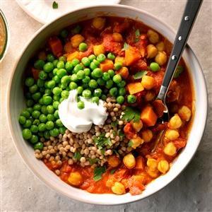 Quickpea Curry Recipe