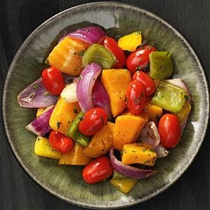 Rainbow Vegetable Skillet