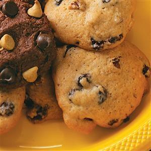 Raisin Cake Cookies Recipe