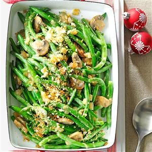 Ranch Green Beans Recipe