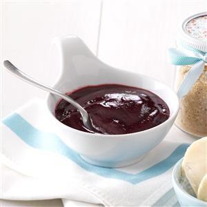 Raspberry Barbecue Sauce Recipe