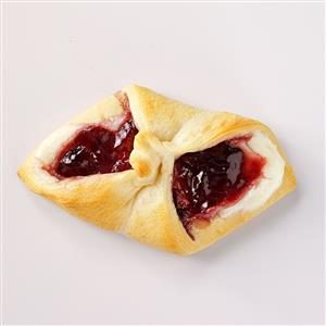 Raspberry Cheese Danish Recipe