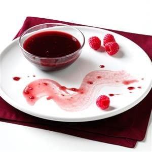 Raspberry Chipotle Glaze for Ham