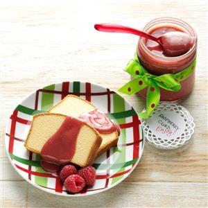 Raspberry Curd Recipe