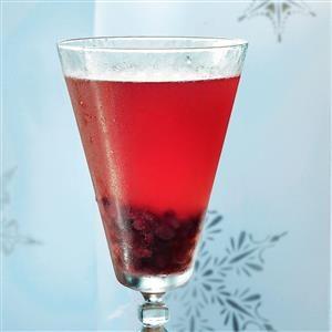 Raspberry Merry Recipe