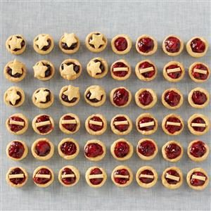 Razzy Jazzy Berry Tarts Recipe