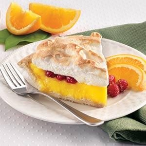 ALDI Orange Meringue Pie