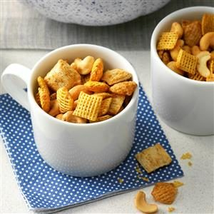 Really Good Snack Mix Recipe