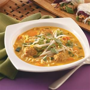 Red Curry Carrot Soup Recipe