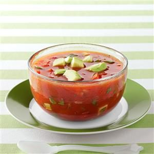 Refreshing Gazpacho