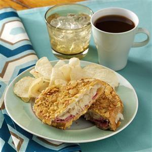 Reuben Monte Cristos Recipe