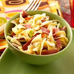 Reuben Pasta Salad Recipe