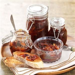 Rhubarb-Orange Marmalade Recipe