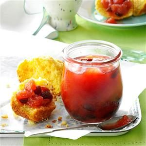 Rhubarb Raisin Marmalade Recipe